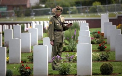 World War I anniversary: A century on, we still remember them