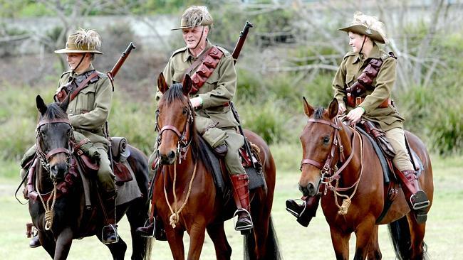 Australian Light Horse Association