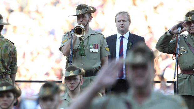 NRL to run 10-hour marathon of five games on Anzac Day