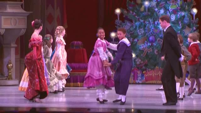 The Nutcracker brightens Christmas for military families