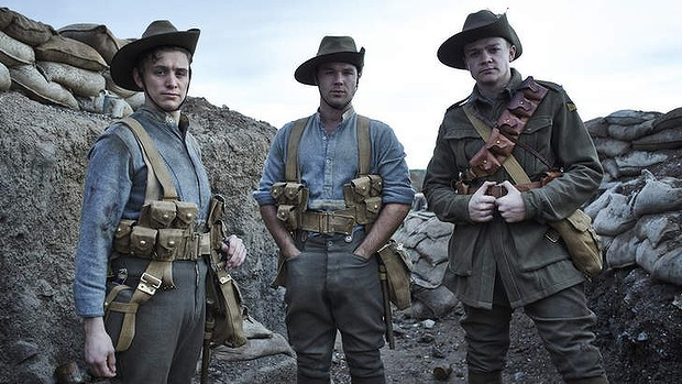 film analysis of gallipoli Gallipoli: themes as baked in to national identity as the fur of a koala and the gristle of a meat pie photograph: youtube few films impact the national psyche with.