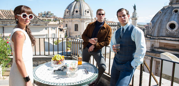 The Man From U.N.C.L.E. Official Trailer #1 (2015) – Henry Cavill, Armie Hammer Movie HD