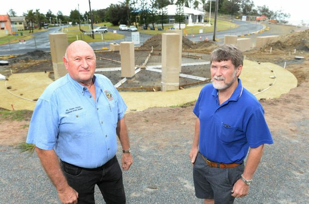 Plan on track for Centenary of Anzac Project at Emu Park