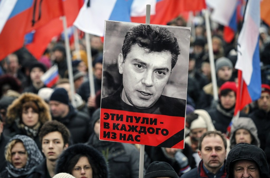 How war in Ukraine led to Russian opposition leader Boris Nemtsov's death