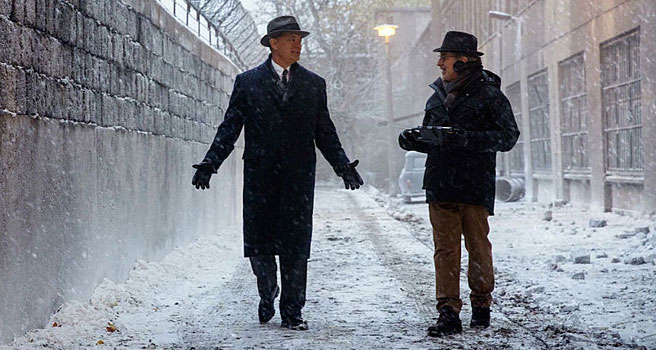 Steven Spielberg's Cold War thriller is now officially Bridge of Spies