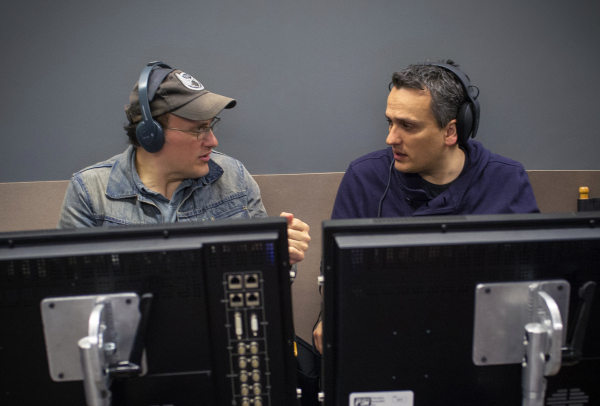 Russo brothers to direct 'Avengers: Infinity War' movies for Marvel
