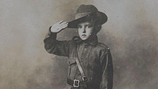 How our littlest Anzac inspired troops