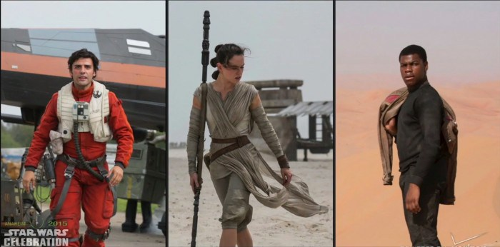 New 'Star Wars: The Force Awakens' Facts: Fresh Characters, Old Vehicles, and Revised Factions