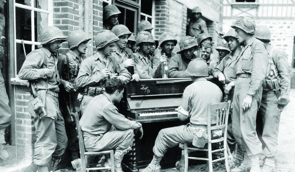 Account of world war ii