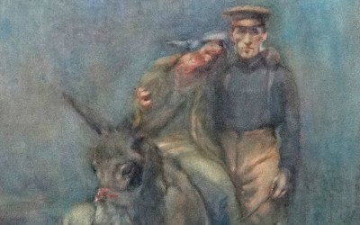Anzac painting expected to fetch $500k