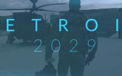 Neil Harvey's New Science Fiction Short Film 'Detroit 2029'