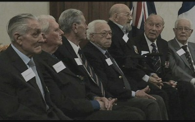 Australian veterans given French honour for WW II service