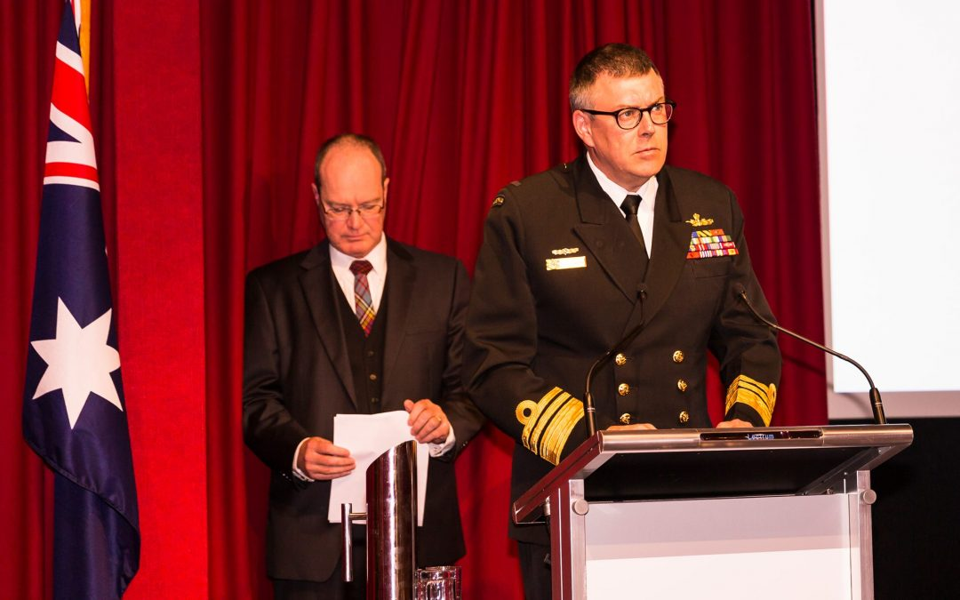 DEFENCE ON-BOARD FOR VETERANS FILM FESTIVAL IN 2017